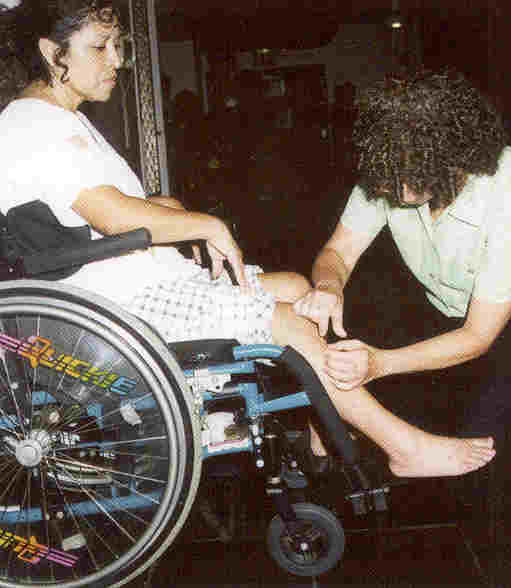 Acupuncture & Women with Disabilities